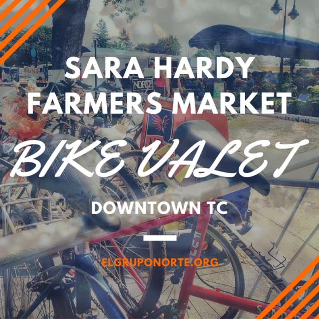 bike valet farmers