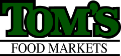 Tom's Logo New Green